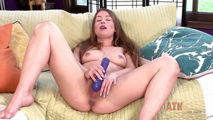 Hairy female Taylor Sands has a thing for fucking HD