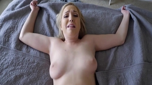 Ramming hard together with busty Zoe Parker and Brad Knight