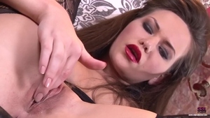 Large tits brunette Subil Arch has a thing for sex in HD