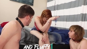Very kinky chastity competition