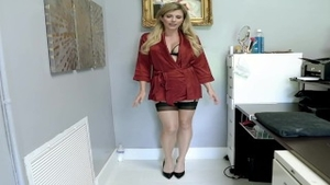 Hard pounding escorted by hot stepmom