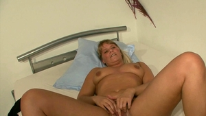 Big tits european blonde haired likes raw sex HD