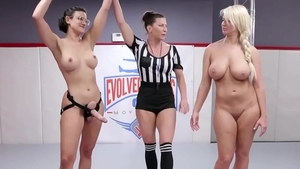 Rough playing with sex toys starring busty babe Penny Barber