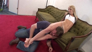 Torture starring sexy babe