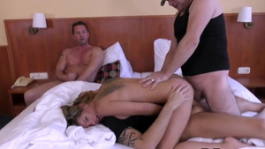 Foursome at the audition HD
