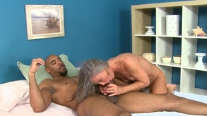 Fucking together with petite mature