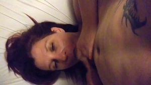 Tattooed mature finds irresistible real sex in HD