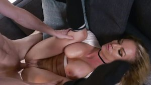 Very sensual stepmom Rachael Cavalli wishes for hard nailining