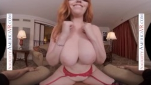 Naughty goes wild on cock