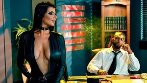 Cosplay ramming hard alongside Romi Rain