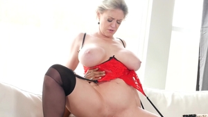 Raw ramming hard starring curvy blonde haired Dee Williams