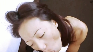 Nailed rough escorted by nude japanese mature