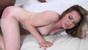 Hairy huge tits bisexual Britney Light hardcore cumshot in HD