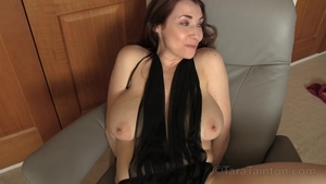 Large boobs MILF ass pounded