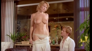 Brigitte Lahaie large tits babe ass fucking vintage