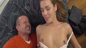 Super hot Alexis Crystal blowjobs video