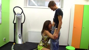 Loud sex in company with young czech pornstar Little Caprice