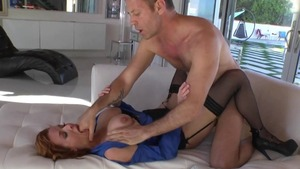 Veronica Avluv and John Strong penetration