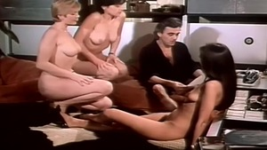 Vintage french got her pussy pounded