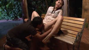 Sex in company with japanese whore Nono Mizusawa