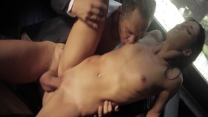 Alexa Tomas got her pussy smashed video
